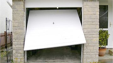Garage Door Serviced